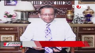 Video Pandangan Prof. Mahfud MD Soal Status Hukum Ratna Sarumpaet dan Prabowo Cs MP3, 3GP, MP4, WEBM, AVI, FLV Oktober 2018