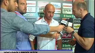 INTERVISTA ALBERTO BOLLINI DOPO GARA CARPI-SALERNITANA