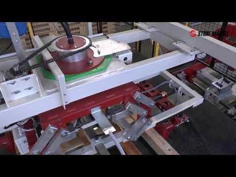 Palletizing line SMPT LP