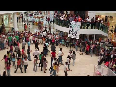 FlashMob Haz Paz! Chihuahua (Fashion Mall)