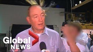 New Zealand shooting: Australian senator egged after controversial remarks