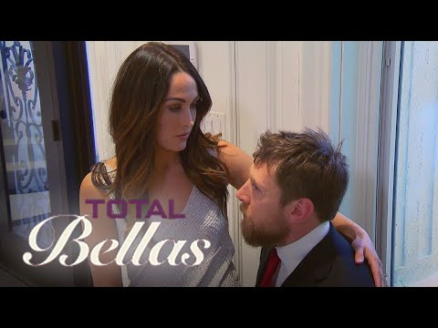 Brie Bella & Daniel Bryan Unhappy With Cena's House Rules   Total Bellas   E!