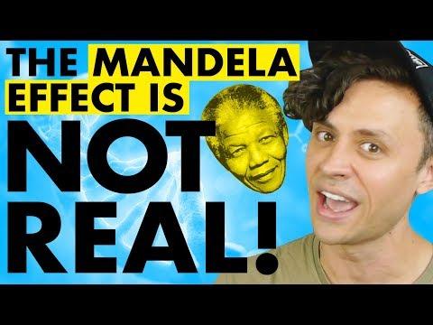 "The ""Mandela Effect"" is DUMB"