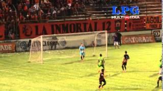 Águila 0 - 1 Santa Tecla J13Apertura2014