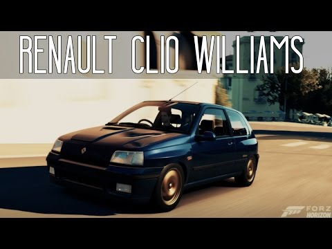 [Forza Horizon 2] A&R En Renault Clio Williams !