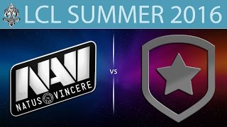 NaVi.CIS vs Gambit.CIS, game 1