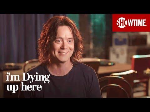 Jon Daly on Arnie   I'm Dying Up Here   Season 1