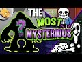Who Is The Most Mysterious Character In UNDERTALE? Undertale Theory   UNDERLAB