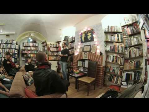 Лекция Михаила Куртова во Все Свободны о новой философии музыки - DomaVideo.Ru