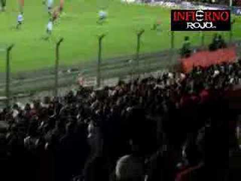 Hinchada Independiente - La Barra del Rojo - Independiente