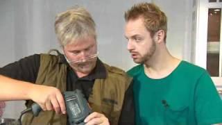 Robins: Ett brottmål mat med Leif GW, del 2