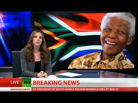 dies - Former South African President Nelson Mandela died Thursday at 95. Mandela was viewed as a hero to people around the world, and the biggest leader of the ant...