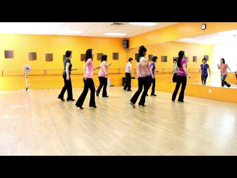 2 Times, 3 Times - Line Dance (Dance & Teach In English & 中文)