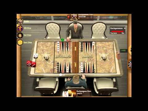 Video of BACKGAMMON WARS GROUP TAVLA