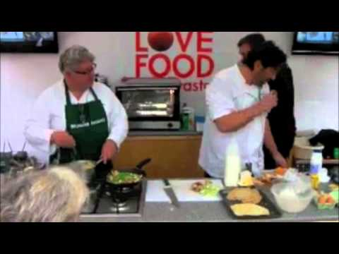 Love Food Hate Waste Roadshow In Essex 1.12.11