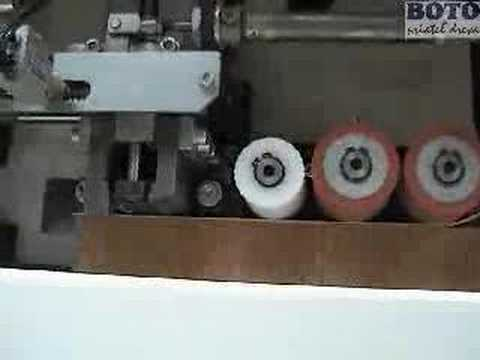Minimax me 20 élfóliázó gép
