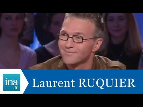 Qui est Laurent Ruquier ? - Archive INA