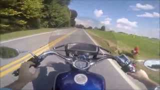 3. 2007 Yamaha V star 1300 Test Drive Review