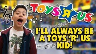 "Video I DON'T WANNA GROW UP - Toys ""R"" Us Jingle - Family Music Video w/Bloopers MP3, 3GP, MP4, WEBM, AVI, FLV Juni 2018"