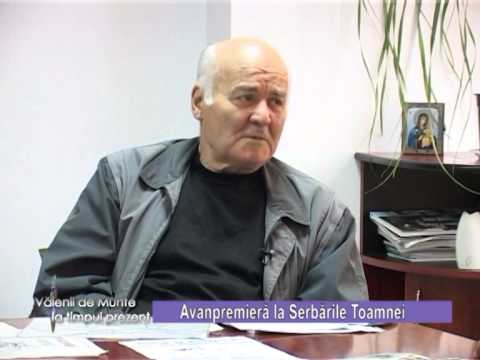 Emisiunea Vălenii de Munte – Serbările Toamnei, Festivalul Țuicii – 17 octombrie 2014
