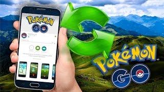 Pokémon GO New Update With IV Ingame by Pokémon GO Gameplay