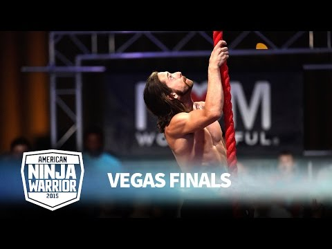 Watch This Man Become The First Ever American Ninja Warrior