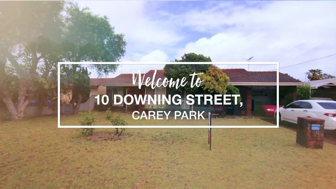 10 Downing Street, Carey Park