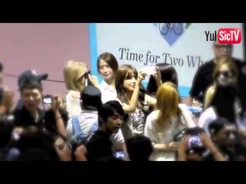 [130719] SNSD Yulsic 율싴 Royal Fancam Moment #122 - Lead Me (видео)