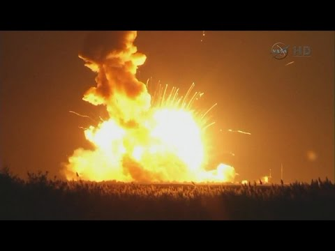 3. - At T-6 seconds the second first stage engine failed before falling back onto the launch pad, there are no causalities known at the time of writing this. The very first Antares 130 rocket,...