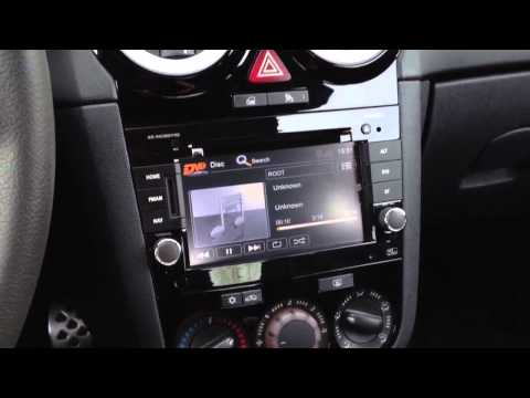 how to remove zafira b radio