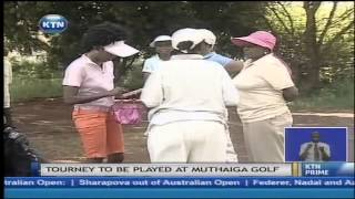 Golf Challenge Championship To Be Held In June