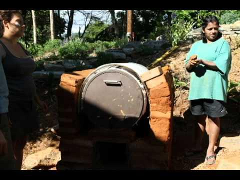 The Barrel Oven