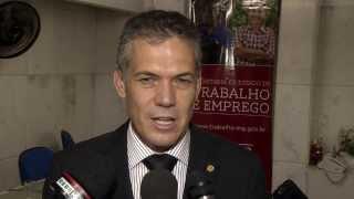 VÍDEO: Entrevista do secretário de Trabalho e Emprego sobre as ações da Sete em 2013
