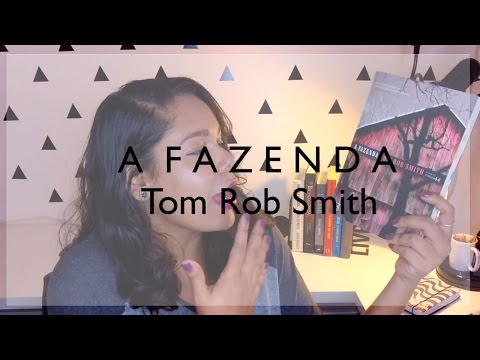#SetembroPolicial A Fazenda - Tom Rob Smith