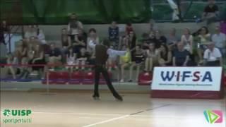 Antonio Panfili at WIFSA World 2016