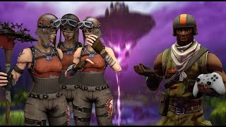 Aerial Assault Trooper Tries Out For The Rarest Renegade Raider Only Clan...