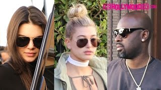 Download Video Kendall Jenner & Hailey Baldwin Go Christmas Shopping For The Holidays With Lauren Perez12.18.15 MP3 3GP MP4