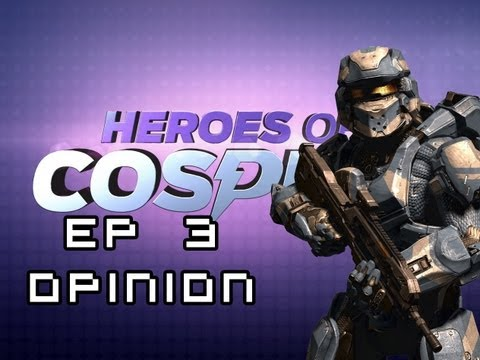 Syfy Heroes of Cosplay Opinion - Episode 3 (Halo 4 Gameplay, Mixed at Best...)