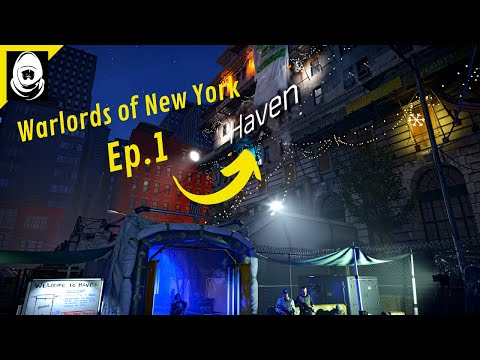 THE DIVISION 2 WARLORDS OF NEW YORK Walkthrough Gameplay Part 1 - INTRO (DLC)