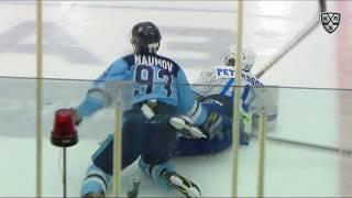 Наумов выловил Петерссона