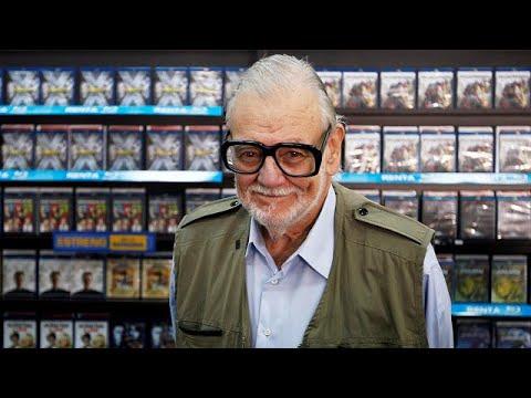 Πέθανε ο σκηνοθέτης της «Νύχτας των Ζωντανών Νεκρών» Τζορτζ Ρομέρο