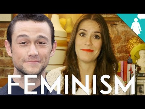 celebrities - When male celebs call themselves feminists, they're usually greeted with feverish admiration. But when female celebrities identify as feminists, they aren't always as readily embraced. Why...