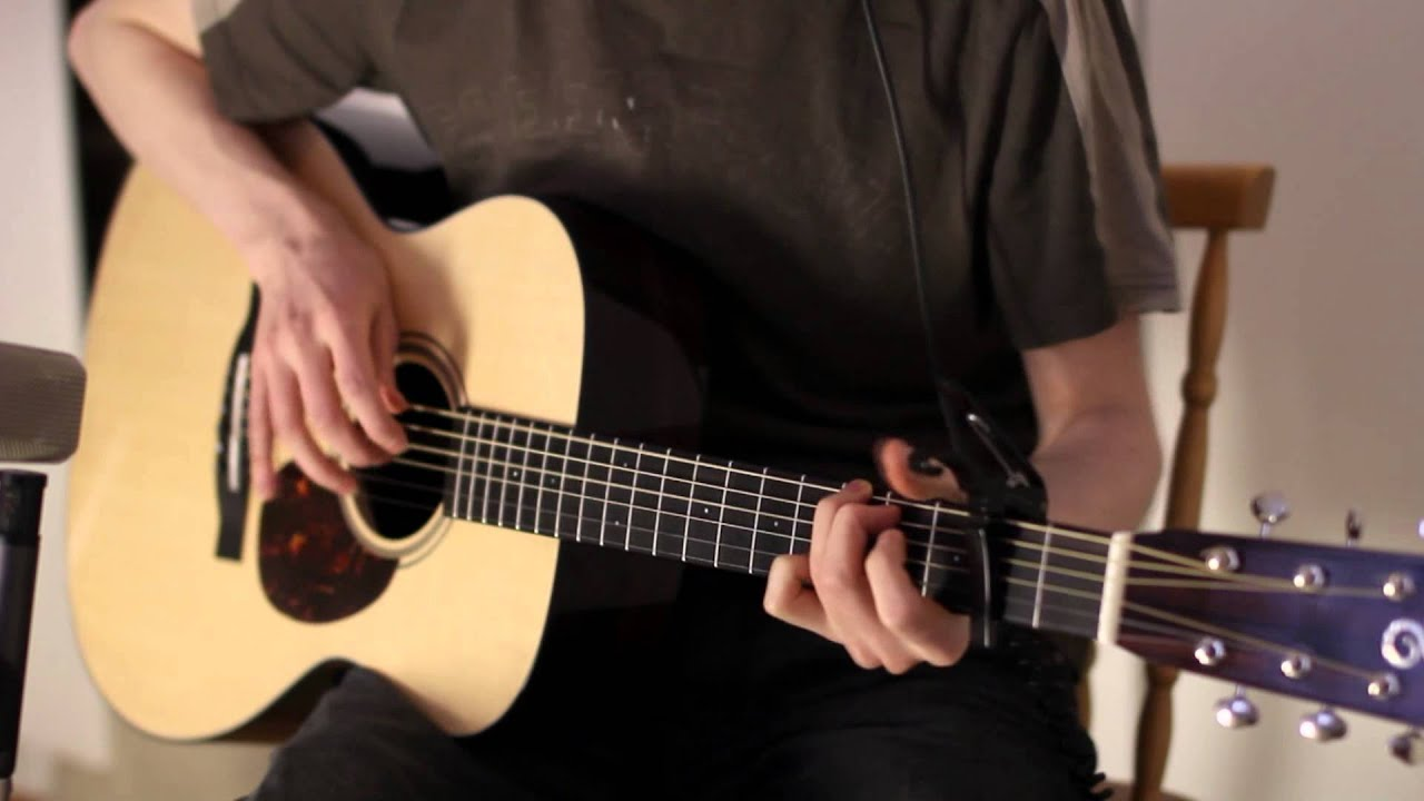 The Last of The Mohicans – Promentory (Acoustic guitar)