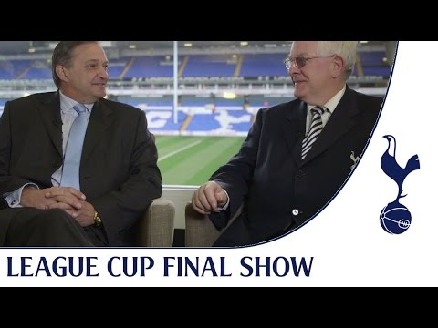 Video: Gary Mabbutt & Alan Mullery discuss our League Cup victory in 1971