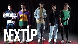 Video PRETTYMUCH Performs 'Would You Mind' Acapella MP3, 3GP, MP4, WEBM, AVI, FLV Juni 2018