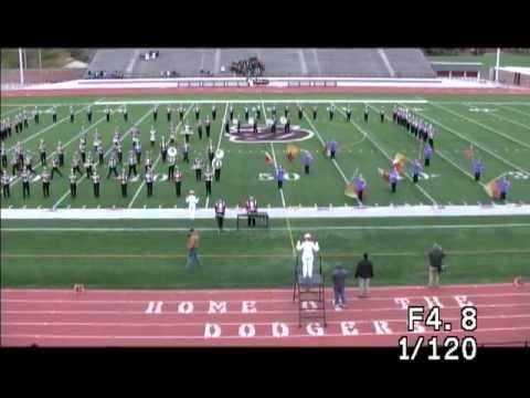 """FDSH Marching Band 2012 """"The Music of Journey"""""""