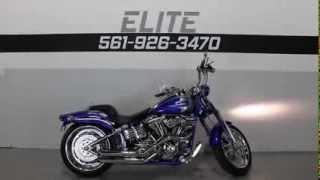5. 2009 Harley Davidson CVO Springer FXSTSSE * For Sale * SOUTHFLORIDAHARLEYS.COM