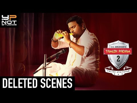 Tamizh Padam 2 Deleted Scene - Musical Fight | Shiva | Iswarya Menon | CS Amudhan | Y NOT Studios