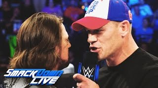 Nonton Relive The Heated Rivalry Between John Cena And Aj Styles  Smackdown Live  Aug  9  2016 Film Subtitle Indonesia Streaming Movie Download