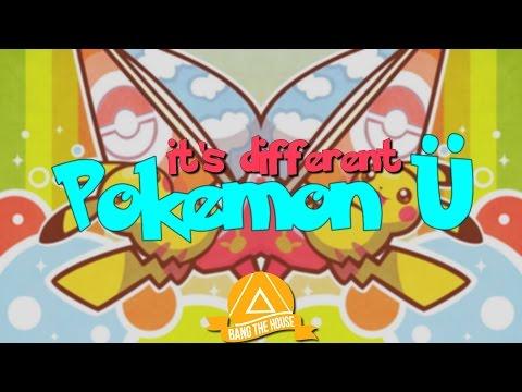 Video It's different - Pokemon Ü [ft. Broderick Jones] download in MP3, 3GP, MP4, WEBM, AVI, FLV January 2017